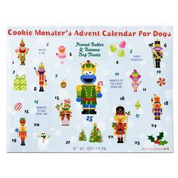 Sesame Street Dog Advent Calendars for Christmas