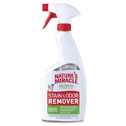 Nature's Miracle Stain & Odor Remover for Dogs - Spray 24 oz.
