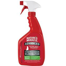 Nature's Miracle Advanced Stain & Odor Eliminator for CATS - Spray 32 oz.
