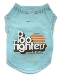 Poo Fighters Tank