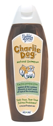 Charlie Dog Flea & Tick Shampoo - 10oz. Bottle