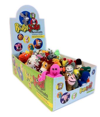 Barn Yard Animal Catnip Toys
