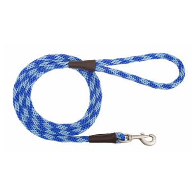 """Small Snap Leash- 3/8"""" x 4ft."""