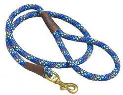 "Regular Snap Leash- 1/2"" x 6ft."