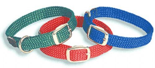 """Double Braid Junior Collar- 9/16"""" x up to 12"""""""