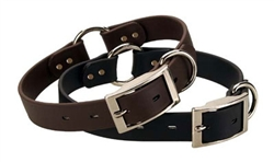 Dura Soft Hunt Collar with Center Ring