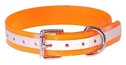 DuraFlect Standard Collar - Orange - 1""