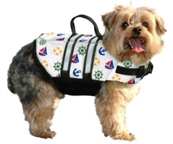 Doggy Life Jacket- Nauti Dog