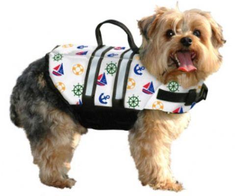 Doggy Life Jacket- Nauti Dog
