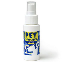 Pet Sunscreen
