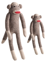 Multipet Sock Monkey - Small
