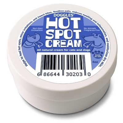 Hot Spot Cream - 4 oz.