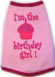 Birthday Girl Tank in Pink
