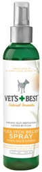 Oatmeal Flea Relief Spray - 8oz