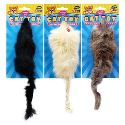 The Original Frederico Ferret Cat Toy