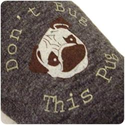 Don't Bug This Pug Identi-tees