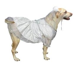 HALLOWEEN BRIDE COSTUME / SMALL