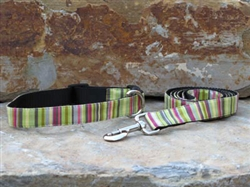 Finocchio- Fabric Collars and Leashes