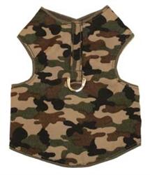 Lightweight Camo Harness Vest