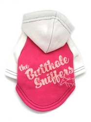 Butthole Sniffers - Pink Hoodie