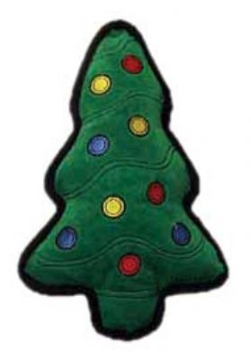Holiday Tuff Ones Xmas Tree