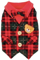 Lil Teddy Vest by Ruff Ruff Couture®