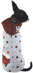 Royal Sweet Treat Coat (Blue) by Ruff Ruff Couture®