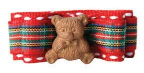 Lil Teddy Barrette by Ruff Ruff Couture®