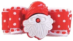 Sweet Santa Barrette by Ruff Ruff Couture®