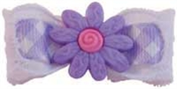 Sunshine Sunflower Barrette by Ruff Ruff Couture®