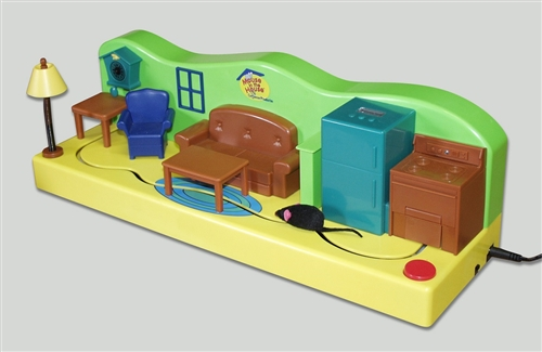 Mouse in the House - Automatic Cat Toy