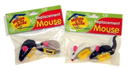 Replacement Mouse (pkg of 2) for Mouse in the House