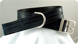 Cool Blue Recycled Rubber Collar