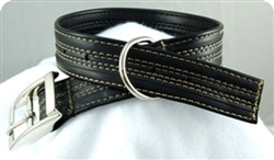 Mellow Yellow Recycled Rubber Collar