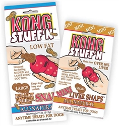 Kong Stuff'n Snaps Dog Treats