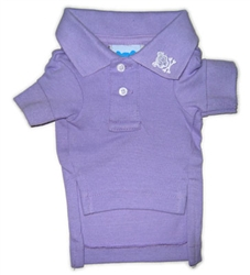 Lilac Button's Up Polo*