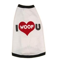 I Woof U Tee