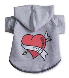 In My Heart: Mom Hoodie