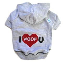 I Woof U Hoodie