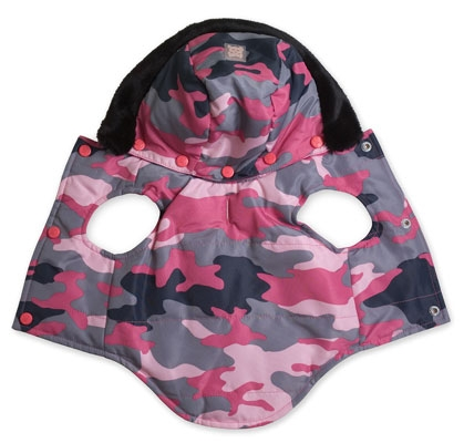 Bundle Up Pink Coat