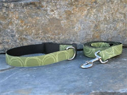 Go Green ! Collars and Leashes