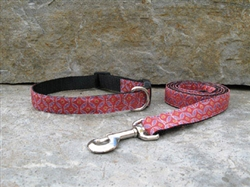 Garnet Collars and Leashes