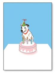 Happy Birthday: Russell W/ B-day Hat