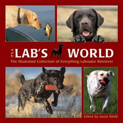 It's A Lab's World; An Illustrated Collection of Everything Labrador Retr