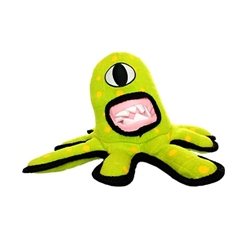Tuffy® Alien Series - Captain Kurklops Green Alien
