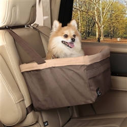 Solvit Medium Standard Pet Car Booster Seat for pets up to 12lbs # 62344