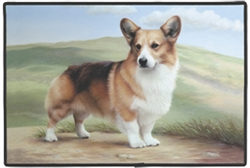 Corgi / Path Doormat