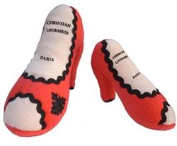 Christian Loubarkin Shoe Toy