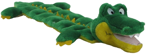 Squeaker Mat Long Body - Gator