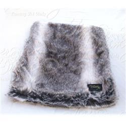 Silver Grey Chinchilla Tiger Dreamz Luxury Mat Beds